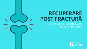Recuperare post fractură osoasă Home Kineto Cabinet de Kinetoterapie și fizioterapie Popești Leordeni